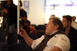 Norbert Haug, Sporting Director Mercedes-Benz