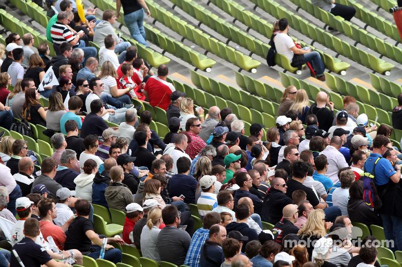 Crowd Atmosphere