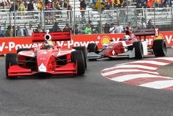 Jorge Goncalvez, Belardi Auto Racing and Juan Pablo Garcia, Jeffrey Mark Motorsport