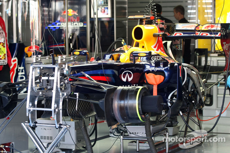 Red Bull Racing Technical detail