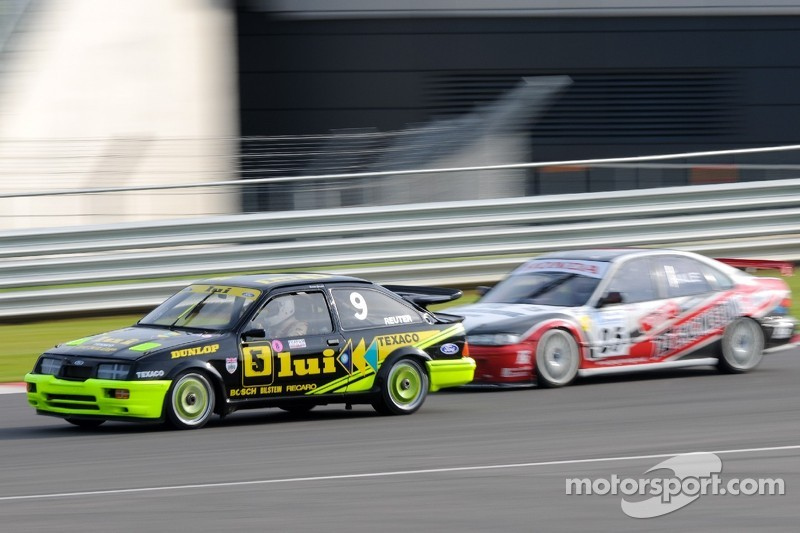 Ford Sierra RS500 en Honda Accord