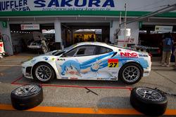 #27 LMP Motorsport Ferrari F430 GTC