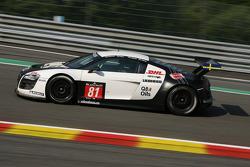 #81 ALFAB Racing Audi R8 LMS: Erik Behrens, Daniel Roos, Patrik Skoog, Magnus Ohman