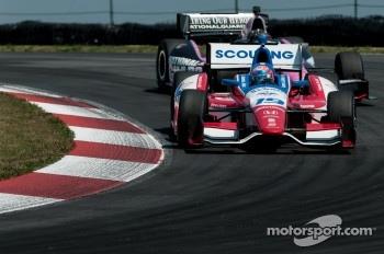 IndyCar, America's top open wheel series.