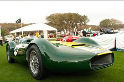 PC 118 1956 Lister-Maserati A6GCS Flat Iron Body: John M. 'Chip' Fudge