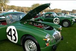 1961 MG MGA Sebring Coupe: Frank Graham