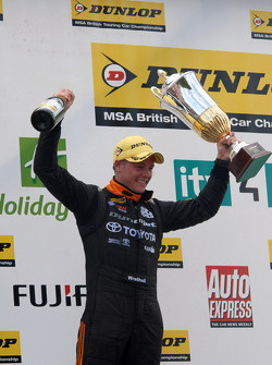 Round 16 2nd Place Frank Wrathall