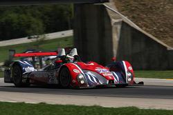 #25 Dempsey Racing Oreca FLM09 Chevrolet: Duncan Ende, Henri Richard