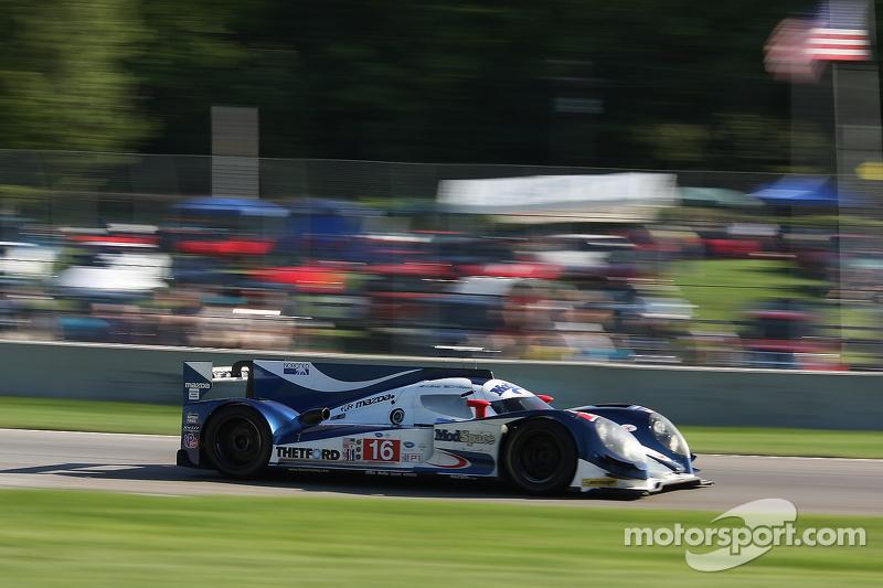 #16 Dyson Racing Team Inc. Lola B12/60 Mazda: Chris Dyson, Guy Smith