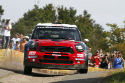 Daniel Sordo and Carlos del Barrio, Mini John Cooper Works WRC, Prodrive MINI WRC TEAM