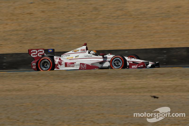 Oriol Servia, Panther/Dreyer & Reinbold Racing Chevrolet