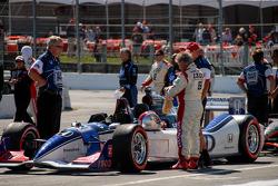 Mario Andretti, Getting ready for Fan Appreciation Hot Laps