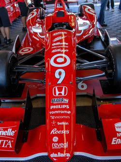 Team Target  Chip Ganassi Racing in the Garage