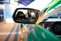 Justin Pawlak's mirror