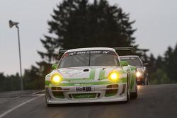 #40 Pinta Racing Porsche 911 GT3R: Michael Illbruck, Alexander Müller