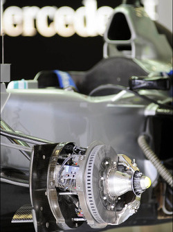 Mercedes AMG F1 W03 brake