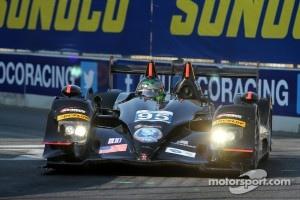 #95 Level 5 Motorsports, HPD ARX-03b Honda: Scott Tucker, Luis Diaz