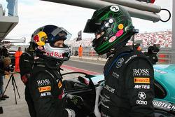 Mathias Lauda and Nicolaus Mayr-Melnhof