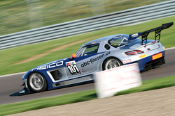 Доминик Бауман и Максимилиан Бук. FIA GT3: Москва, субботняя тренировка.