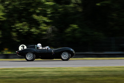 3 Daniel Ghose Norfolk, Conn. 1955 Jaguar D Type