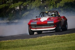 #11 Jim Glass Kingston, N.Y. 1965 Chevy Corvette