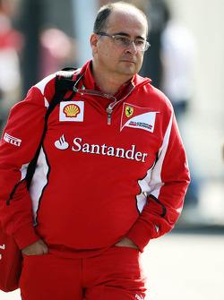 Luca Colajanni, Ferrari Press Officer