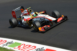Narain Karthikeyan, HRT F1 Team HRT