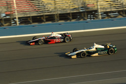 Ed Carpenter, Ed Carpenter Racing Chevrolet and Ryan Briscoe, Team Penske Chevrolet