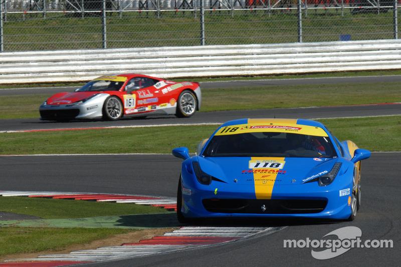 Ruslan Tsyplakov, Ferrari Ukraina