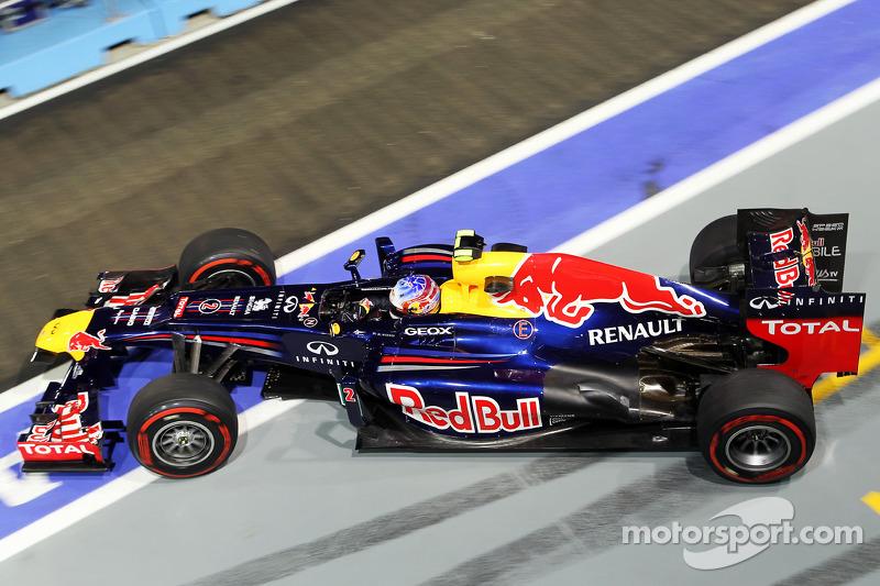 2012: Sebastian Vettel, Red Bull-Renault RB8