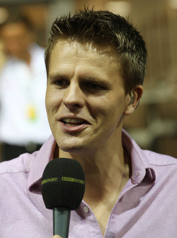 Jake Humphrey, BBC Television Presenter