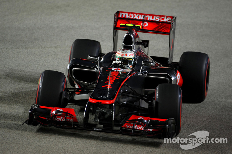 GP Singapura 2012