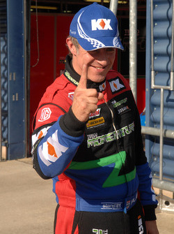Pole Winner Jason Plato, MG KX Momentum Racing