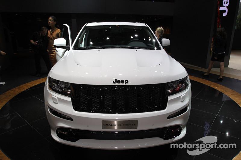 Jeep Grand Cherokee SRT Limited Ed.
