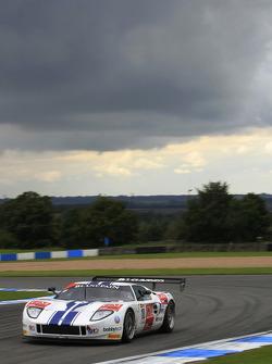 #10 Sunred Ford GT: Benjamin Lariche, Armaan Ebrahim