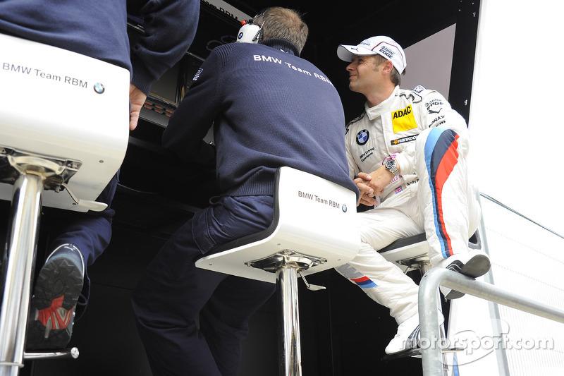 Andy Priaulx, BMW Team RBM