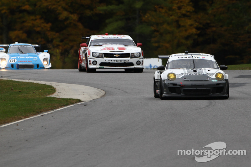 # 44 Magnus Racing Porsche GT3: Andy Lally, John Potter  -