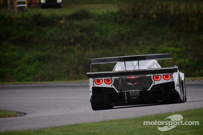 #5 Action Express Racing Corvette DP: Terry Borcheller, David Donohue, Brian Frisselle