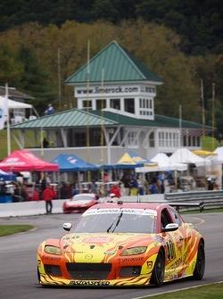 #40 Share A Little Sunshine, Visit Florida, Mazda Dempsey Racing Mazda RX-8: Joe Foster, Tom Long