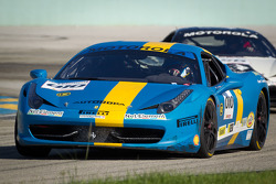 #010 Ferrari of Ft Lauderdale 458CS: Hendrik Hedman