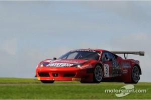 AF Corse Ferrari 458 Italia: Filip Salaquarda