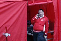 Yves Matton, head of Citroën Rally Sport