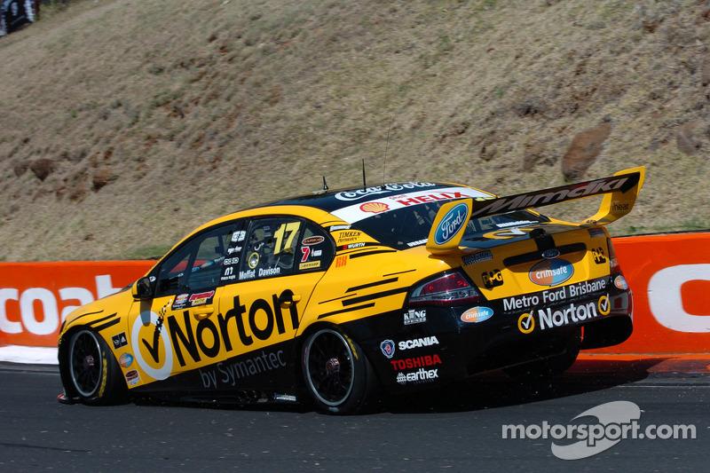 James Moffat, Team Norton DJR