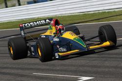 Aguri Suzuki, Lola LC90