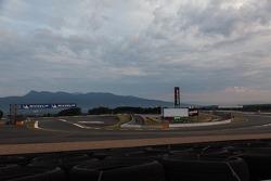 Fuji speedway quiet before official start to WEC weekend