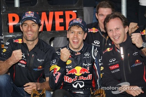 Mark Webber, Red Bull Racing Team Principal