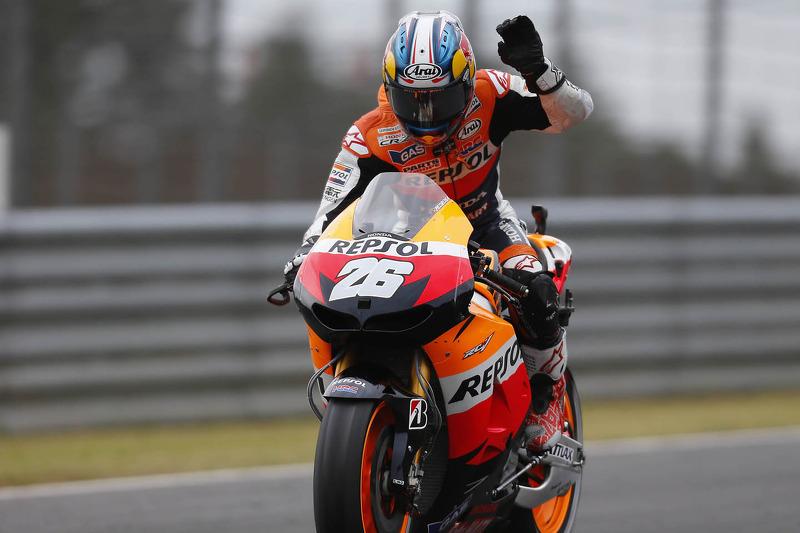 Pemenang 2012, Dani Pedrosa, Repsol Honda Team