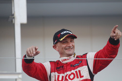 3rd position Gabriele Tarquini, SEAT Leon WTCC, Lukoil Racing Team