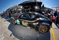 #23 Lotus / Alex Job Racing Lotus Evora: Bill Sweedler, Townsend Bell, Johnny Mowlem