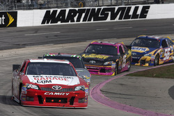 Brian Vickers, Michael Waltrip Racing Toyota
